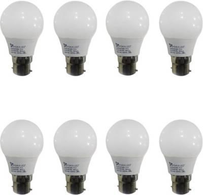 3W-B22-Plastic-LED-Bulb-(White,-Pack-of-8)-