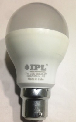 IPL-7W-B22-LED-Bulb-(White)