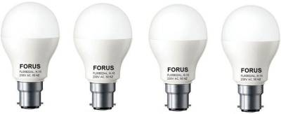 5-W-FL05B22AL-LED-Bulb-B22-Cool-White-(pack-of-4)