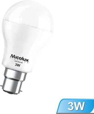 Micolux-Lighting-3W-B22-White-Led-Bulb