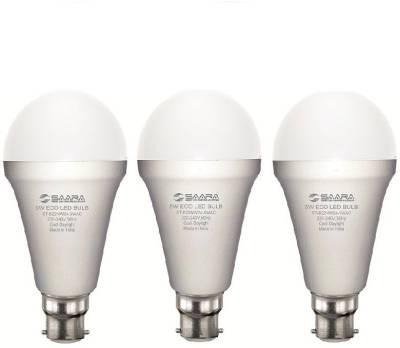 5-W-11023-LED-ECO-Spiral-Bulb-B22-Cool-white-(pack-of-3)