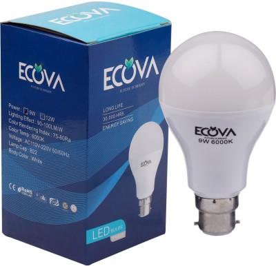 Ecova-9W-LED-Bulb-(White)