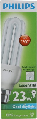 Essential-8-Watt-CFL-Bulb-(Cool-Day-Light,Pack-of-2)-