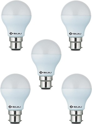 Bajaj-5-W-LED-CDL-B22-CL-Bulb-White-(pack-of-5)