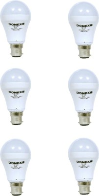 7W-Aluminium-Body-White-LED-Bulb-(Pack-of-6)-