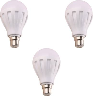 12W-460-Lumens-White-Eco-LED-Bulbs-(Pack-Of-3)