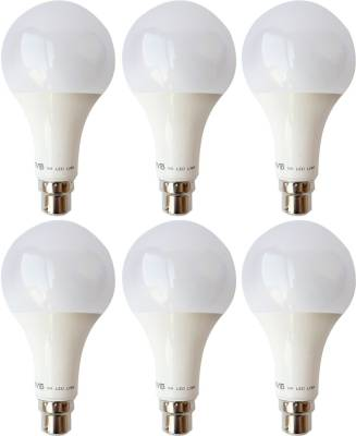 9-W-B22-LED-Bulb-(White,-Pack-of-6)