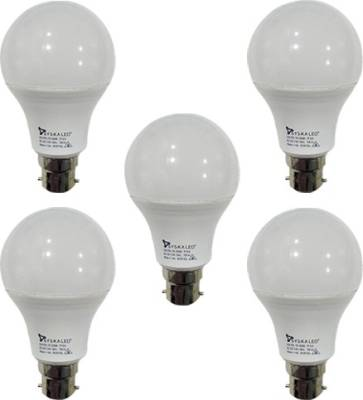 7W-B22-700L-Plastic-LED-Bulb-(White,-Pack-of-5)-
