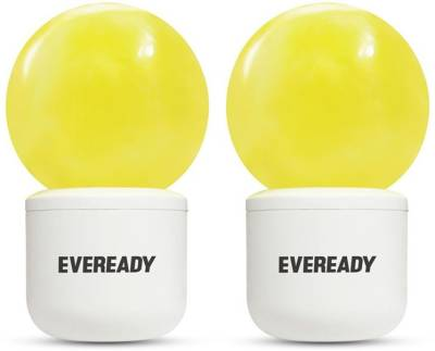 0.5W-Plug-and-Play-Yellow-Deco-LED-Bulb-(Pack-of-2)-