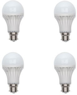 Ave-9W-White-LED-Bulbs-(Pack-Of-4)