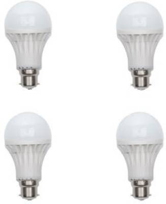 Ave 9W White LED Bulbs (Pack Of 4) Image