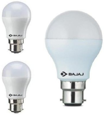 Bajaj-3-W,-9-W-LED-Bulb-B22-White-(pack-of-3)