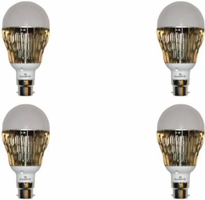8W-White-LED-Bulb(Pack-Of-4)-