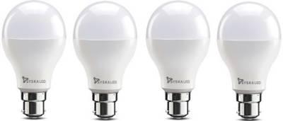 Syska 9W LED Bulbs (Pack of 4) Image