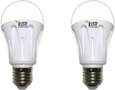 Imperial 10W 3574 E27 LED Premium Bulb (White, Pack of 2) Image