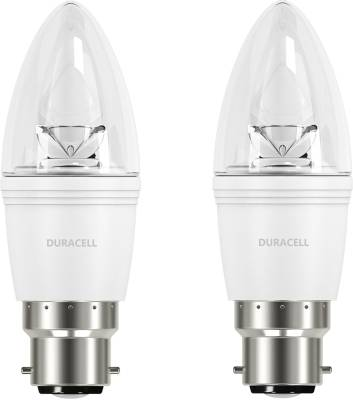5.3W-B22-Led-Bulb-(Warm-White,-Set-Of-2)