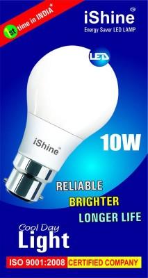 Ishine-10W-B22-LED-Bulb-(White)