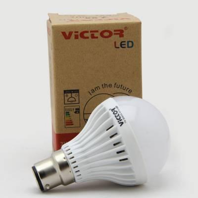 Basics-7W-Cool-White-LED-Bulb-(Plastic,-Pack-of-3)