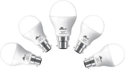 Ornate 5W 450 lumens White LED Bulb (Pack Of 5) Image