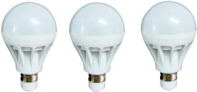 Lumina-7W-Luminent-White-LED-Bulb-(Pack-of-3)