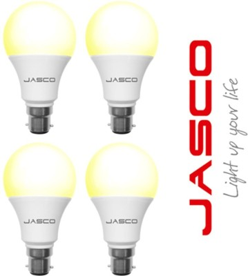 Jasco-5W-E27-LED-Bulb-(Warm-White,-Pack-Of-4)