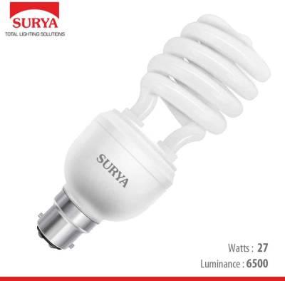 Surya-Ecosmart-Spiral-27-W-CFL-Bulb
