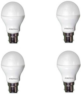 Pyrotech 9W LED Bulb (White, Pack of 4) Image