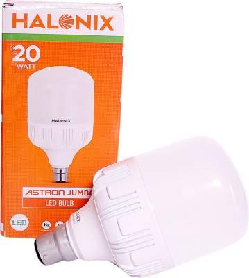 Halonix-20W-B22-1800L-LED-Bulb-(White,-Pack-Of-2)