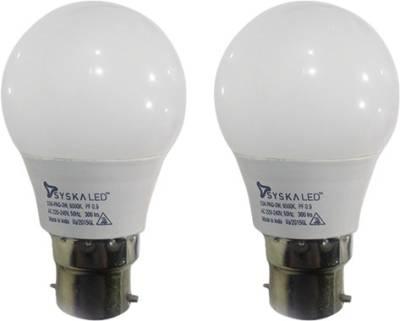 3W-B22-Plastic-LED-Bulb-(White,-Pack-of-2)-