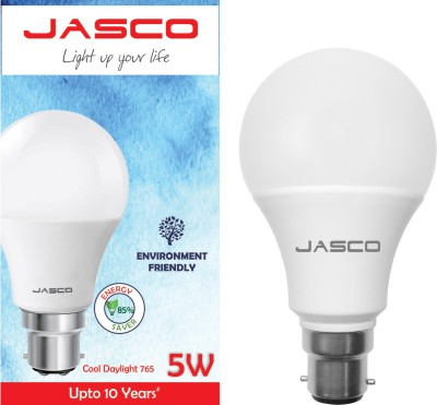Jasco-5W-B22-LED-Bulb-(White)