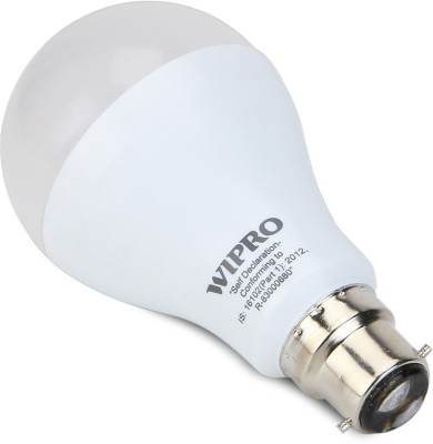 12-W-LED-N12001-cool-daylight-B22-Bulb-White-(pack-of-2)