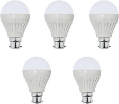 3W-White-LED-Bulb-(Pack-of-5)