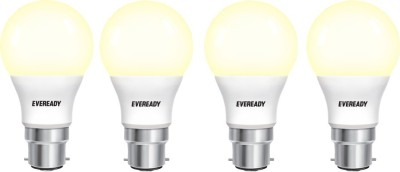 Eveready-7W-B22D-630L-LED-Bulb-(Yellow,-Pack-Of-4)
