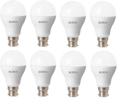 9-W-LED-B22D-Bulb-(White,-Pack-of-8)