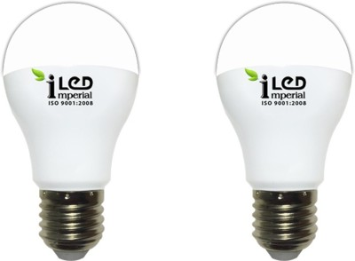 Imperial-9W-E27-3628-LED-Premium-Bulb-(White,-Pack-of-2)