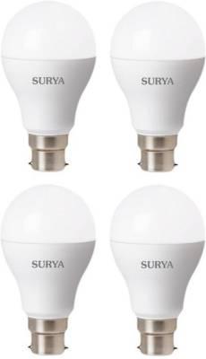Surya 12W White 1080 Lumens LED Bulbs (Pack Of 4) Image