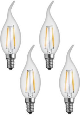 Imperial-LWP02-2W-E14-LED-Filament-Bulb-(Yellow,-Pack-Of-4)