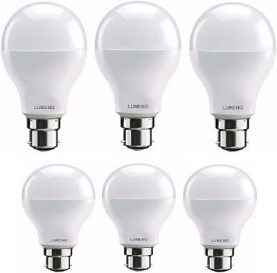Lumeno-9W-,7W-B22-LED-Bulb-(White,-Pack-Of-6)