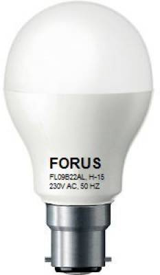 9-W-FL09B22AL-LED-Bulb-B22-Cool-White