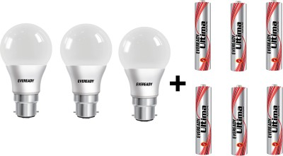 Eveready-7-W-LED-6500K-Cool-Daylight-Combo-Bulb-White-(pack-of-3)