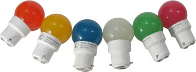 Crompton-Greaves-L14SO6-0.5-W-LED-Bulb-Multi-color-(pack-of-6)