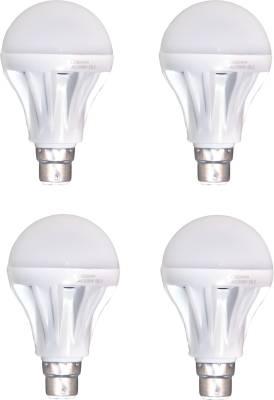 15-W-B22-LED-Bulb-(White,-Pack-of-4)
