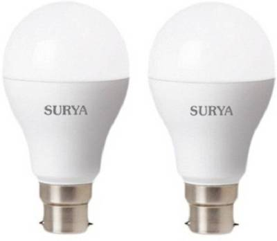Surya-5W-B22-LED-Lamp-(Cool-Day-Light,-Pack-of-2)