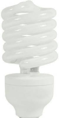 Orient Spiral 15 Watt CFL Bulb (White) Image