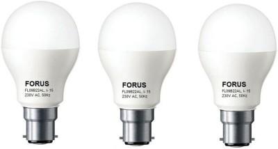 FORUS-9-W-FL09B22AL-LED-B22-Bulb-Cool-White-(pack-of-3)