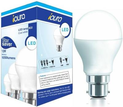 12W-1050-Lumens-Cool-White-LED-Bulb-