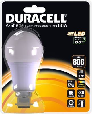 9.5W-B22-Led-Bulb-(Warm-White,-Set-Of-2)