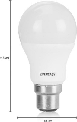 Eveready-9-W-1239-LED-Cool-Day-Light-Bulb-B22-White-(pack-of-2)