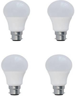 5-W-LED-Bulb-B22-yellow-(Pack-Of-4)-