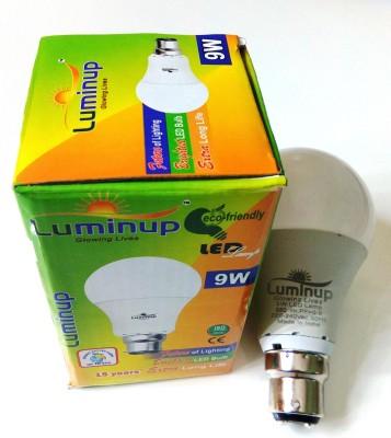 LUMINUP-9W-B22-LED-Bulb-(White)